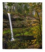 Best Of Silver Falls Fleece Blanket