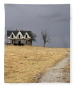 Better Days Fleece Blanket