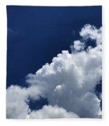 Better World Fleece Blanket by Jeff Iverson
