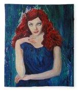 Betty Fleece Blanket