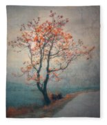 Between Seasons Fleece Blanket