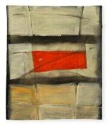 Between The Bars Fleece Blanket