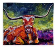 Bevo Fleece Blanket
