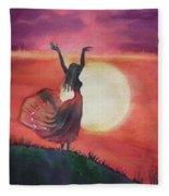 Bewitching Fleece Blanket