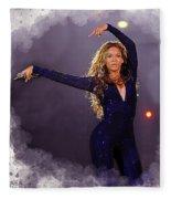 Beyonce #2 Fleece Blanket
