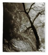 Beyond The Eyes Fleece Blanket