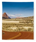 Beyond Zion Fleece Blanket