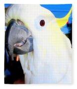Big Beak Ben Fleece Blanket