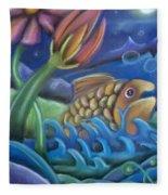 Big Fish Fleece Blanket