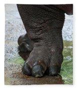 Big Foot Fleece Blanket