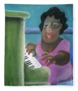 Big Mama Fleece Blanket