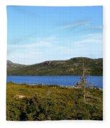 Big Pond II Fleece Blanket