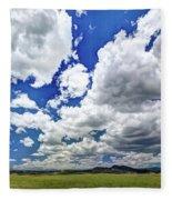 Big Sky Fleece Blanket