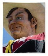 Big Tex - Oil Fleece Blanket