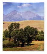 Big Timber Canyon 2 Fleece Blanket