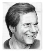 Bill Paxton Fleece Blanket