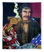 Bill The Butcher Fleece Blanket