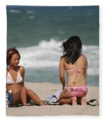 Billabong Girls Fleece Blanket
