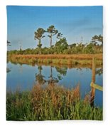 Billiys Back Bay Fleece Blanket