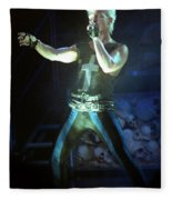 Billy Idol 90-2249 Fleece Blanket