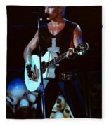 Billy Idol 90-2302 Fleece Blanket