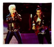Billy Idol 90-2305 Fleece Blanket