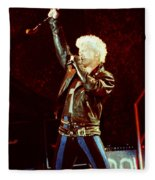 Billy Idol 90-2307 Fleece Blanket