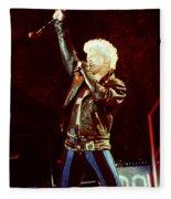 Billy Idol 90-2307 Fleece Blanket
