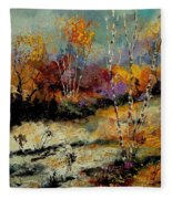 Birchtrees 459090 Fleece Blanket