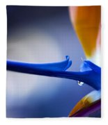 Bird Of Paradise 1 Fleece Blanket