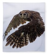 Birds 48 Fleece Blanket