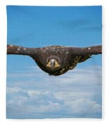 Birds 64 Fleece Blanket