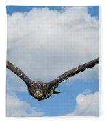 Birds 65 Fleece Blanket