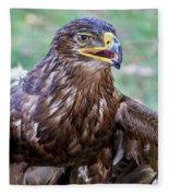 Birds Of Prey Series 3 Fleece Blanket