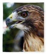 Birds Of Prey Series Fleece Blanket