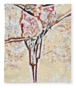 Bird's Views Fleece Blanket