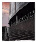 Birmingham Barclaycard Arena Fleece Blanket