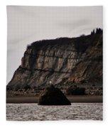 Bishops Beach Fleece Blanket