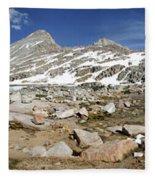 Black Bear Lake Camp - Sierra Fleece Blanket
