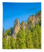 Black Hills Majesty Fleece Blanket