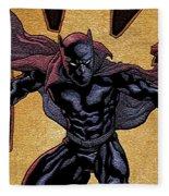 Black Panther Fleece Blanket
