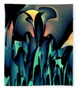 Blackbird Fleece Blanket