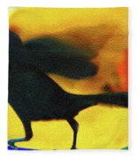 Blackbird Fleece Blanket