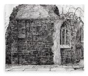 Blackfriars Chapel St Andrews Fleece Blanket