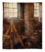 Blacksmith - It's Getting Hot In Here Fleece Blanket