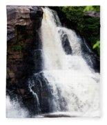 Blackwater Falls #6 Fleece Blanket