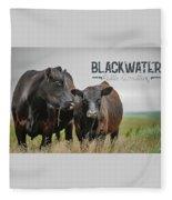 Blackwater Mug Fleece Blanket