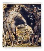 Blake: Jerusalem, 1804 Fleece Blanket