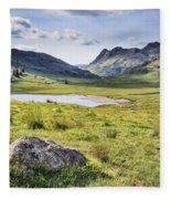 Blea Tarn Fleece Blanket