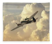 Blenheim Bird Fleece Blanket